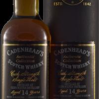 Cadenhead's glen scotia 14 y.o.