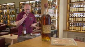 SWR Beitrag über die Whiskysammlung des Forellenhofs
